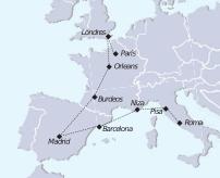 Tour Europa esencial