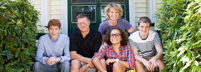 2irlanda host family